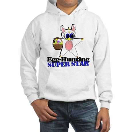 Easter Egg Hunt Hooded Sweatshirt