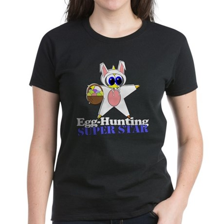 Easter Egg Hunt Women's Dark T-Shirt