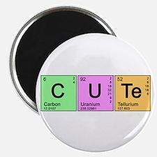 """Cute Periodic 2.25"""" Magnet (10 pack)"""