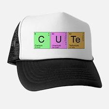 Cute Periodic Trucker Hat