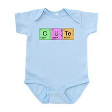 Cute Periodic Infant Bodysuit