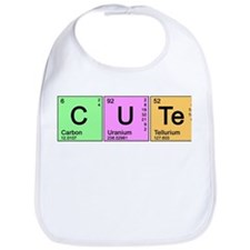Cute Periodic Bib