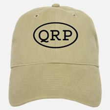QRP Oval Baseball Baseball Cap