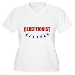 Retired Receptionist T-Shirt