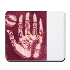 Palmistry Passion Mousepad