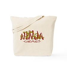 Dragon Ninja Chemist Tote Bag