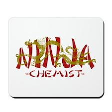 Dragon Ninja Chemist Mousepad