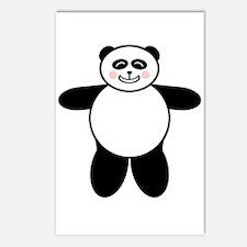 Panda Postcards (Package of 8)