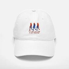 Line Dancing Baseball Baseball Cap