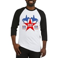 Line Dancing Baseball Jersey