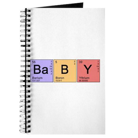 Periodic Baby Journal