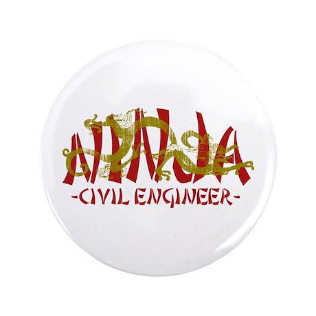 "Dragon Ninja Civil Engineer 3.5"" Button"