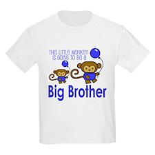 This Little Monkey Big Brothe T-Shirt