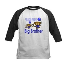 This Little Monkey Big Brothe Tee