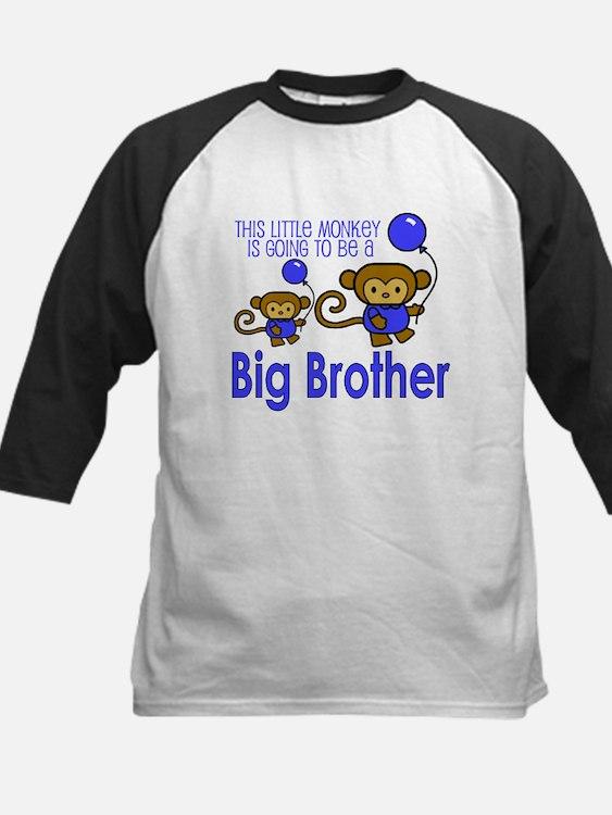 This Little Monkey Big Brothe Tee