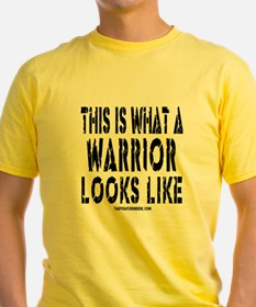 This is What a WARRIOR Looks T