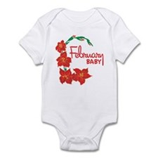 FEBRUARY BABY Infant Bodysuit