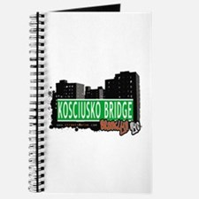 KOSCIUSKO BRIDGE, BROOKLYN, NYC Journal