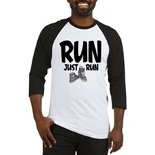 Run Just Run Baseball Jersey