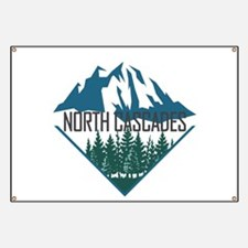 North Cascades - Washington Banner