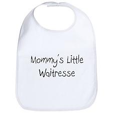 Mommy's Little Waitresse Bib