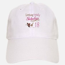 Fabulous 18th Baseball Baseball Cap
