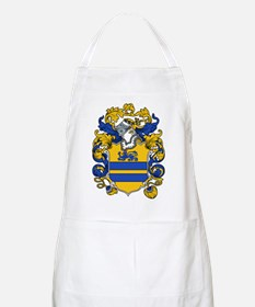 Gregory Family Crest BBQ Apron