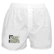 I Wear Pearl For My Grandpa 6 Boxer Shorts