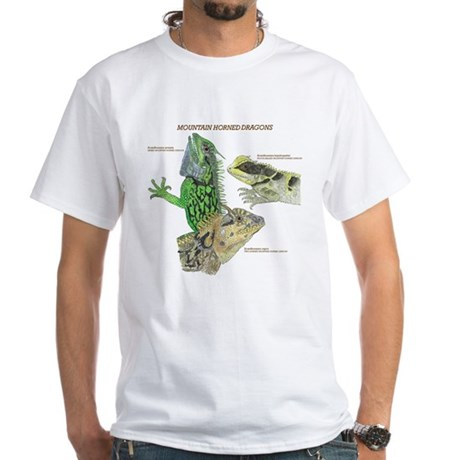 """Mountain Horned Dragon"" T-shirt"