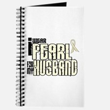 I Wear Pearl For My Husband 6 Journal