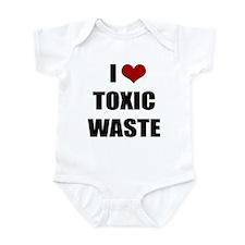 Real Genius - I Love Toxic Waste Onesie