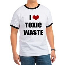 Real Genius - I Love Toxic Waste T