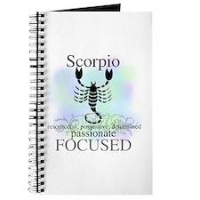 Scorpio the Scorpion Journal
