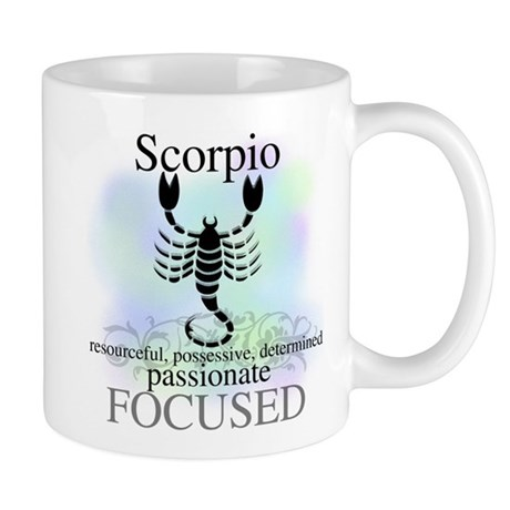 Scorpio the Scorpion Mug