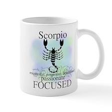 Scorpio the Scorpion Small Mug