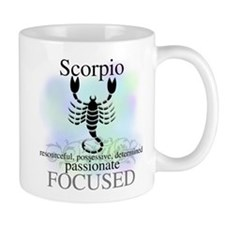Scorpio the Scorpion Small Small Mug