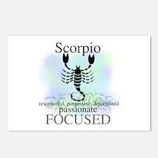 Scorpio the Scorpion Postcards (Package of 8)