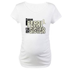 I Wear Pearl For My Sister 6 Shirt