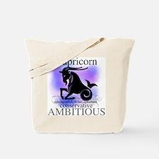 Capricorn the Goat Tote Bag