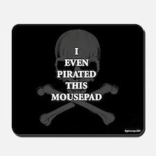 Pirated Mousepad