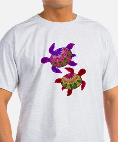 Painted Turtles T-Shirt