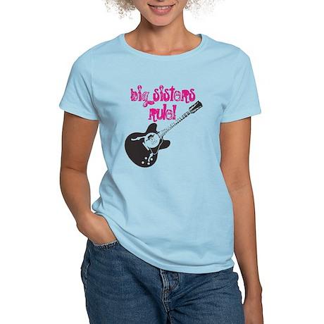 big sisters rule Women's Light T-Shirt