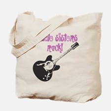 middle sisters rock Tote Bag