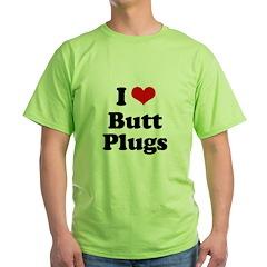 I love butt plugs T-Shirt