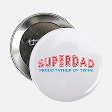 """Twins SuperDad 2.25"""" Button"""
