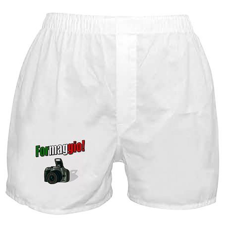 Formaggio! Boxer Shorts