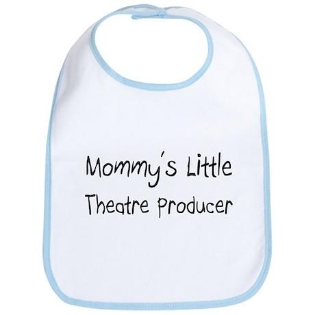 Mommy's Little Theatre Producer Bib