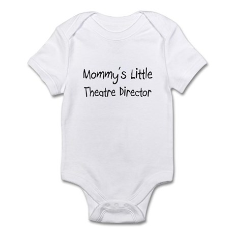 Mommy's Little Theatre Director Infant Bodysuit