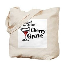 Gay Ole Time Cherry Grove Tote Bag