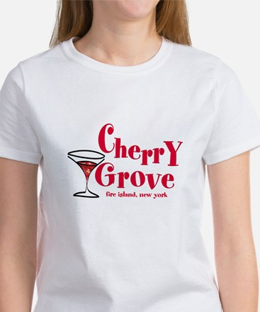 Martini Cherry Grove Women's T-Shirt